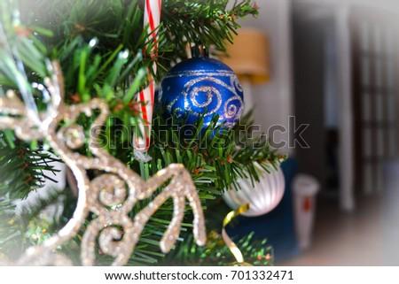Holiday spirit #701332471