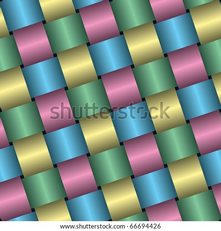 Holiday wrapping paper satin background (tileable pattern)