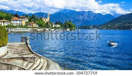 holidays in Italy - beautiful villages of Lago di Como, Tremezzina
