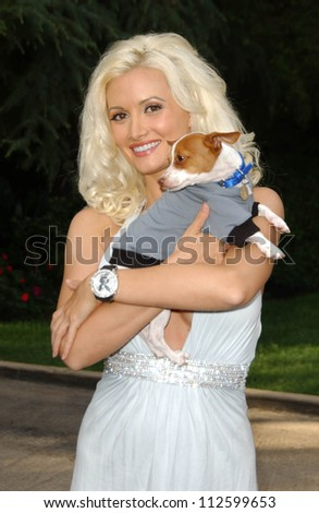 Holly Madison at the \