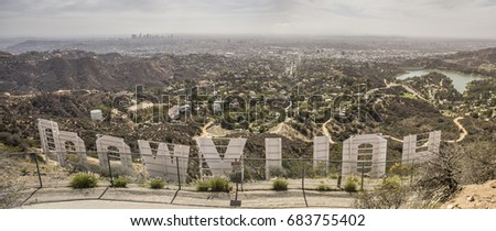 Hollywood #683755402