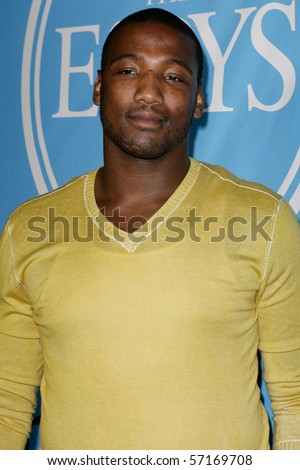 HOLLYWOOD, CA - JULY 13: San Diego Chargers football player Shaun Phillips attends Fat Tuesday at The ESPYs on July 13, 2010 in Hollywood, CA.