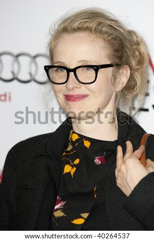 HOLLYWOOD, CA. - NOVEMBER 4: Julie Delpy attends the AFI Fest screening of The Road at The Grauman's Chinese Theater on November 4, 2009 in Hollywood.