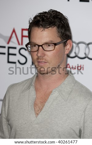 HOLLYWOOD, CA. - NOVEMBER 4: Shawn Hatosy attends the AFI Fest screening of Bad Lieutenant: Port of Call New Orleans at The Grauman's Chinese Theater on November 4, 2009 in Hollywood.