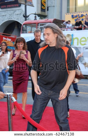 HOLLYWOOD, CA- OCTOBER 2: Actor Robby Benson (Beast Voice) arrives at Walt Disney Studios Beauty and The Beast Sing-Along at the El Capitan Theatre on October 2, 2010 in Hollywood, California.