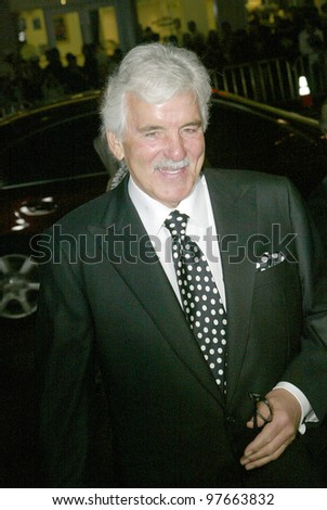 """HOLLYWOOD - JANUARY 25: Dennis Farina arrives at the Los Angeles premiere of HBO's drama series """"LUCK"""" on January 25, 2012 at Grauma's Chinese Theater in Hollywood, CA."""