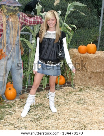 hollywood october 23 ashley tisdale at camp ronald mcdonald 13th annual halloween carnival at - Ashley Tisdale Halloween