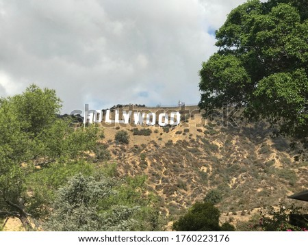 Photo of  Hollywood sign, Los Angeles, California, United States