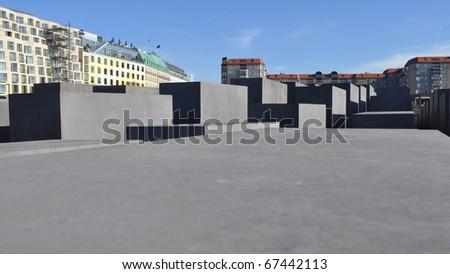 Holocaust Memorial to the Murdered Jews of Europe (Denkmal fuer die ermordeten Juden Europas)