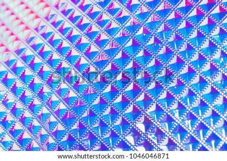 holographic ultraviolet glitter ...