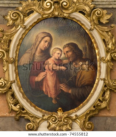 holy Family from Vienna church