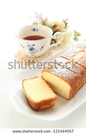 home bakery, gourmet dessert Pound cake and English tea