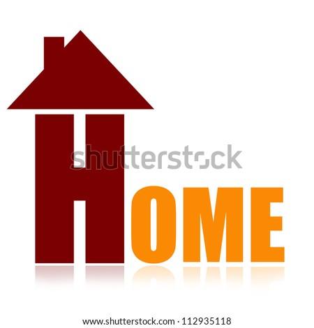 Home concept - stock photo