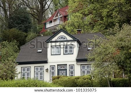 Home in Blankenese, Hamburg
