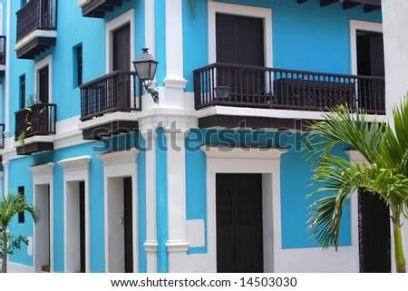 Home in Old San Juan