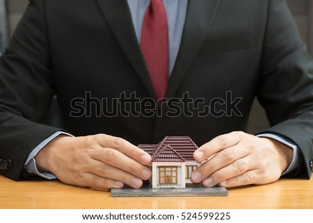 Home Insurance concept #524599225