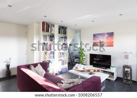 home interior studio apartment #1008206557