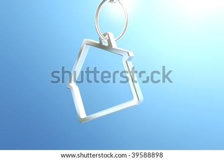 Home Key Chain