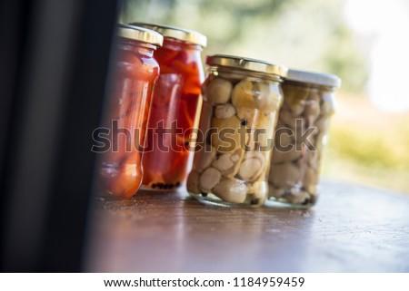 Home made vegetables Zdjęcia stock ©