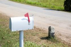 Home mail box.