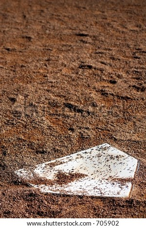 Home Plate - Vertical