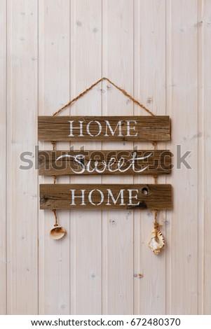 Home sweet home #672480370