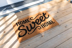 Home sweet home. Welcome home.