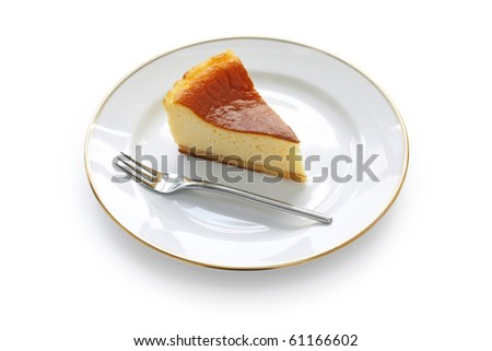 Homemade Baked Cheese Cake
