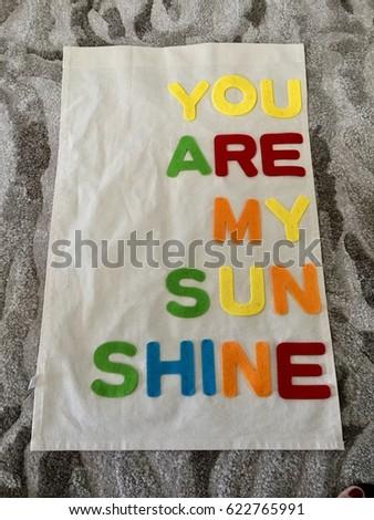Homemade banner. #622765991