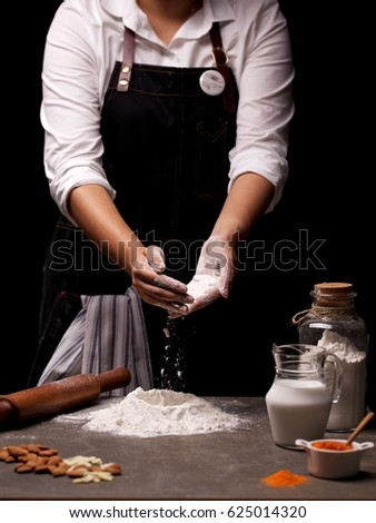 Homemade bread #625014320