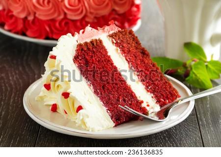 Homemade cake \