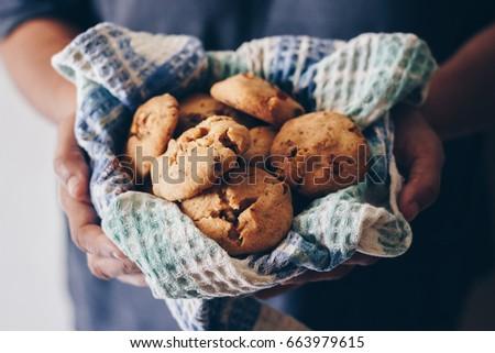 Homemade cookies #663979615