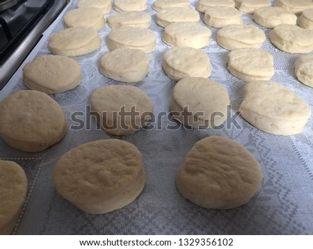 Homemade donuts Food #1329356102