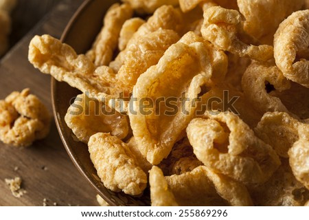 Homemade Fatty Pork Rinds to Snack on