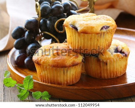muffins and pancakes