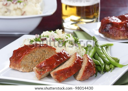 how to make homemade meatloaf with ketchup