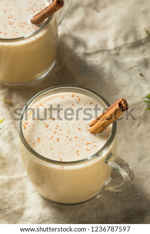 Homemade Puerto Rican Coquito Eggnog for the Holidays