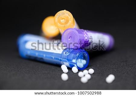 Homeopathy remedies health