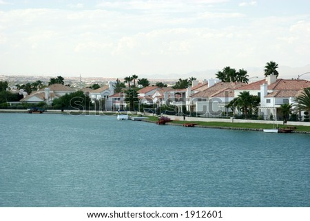 Homes with water view