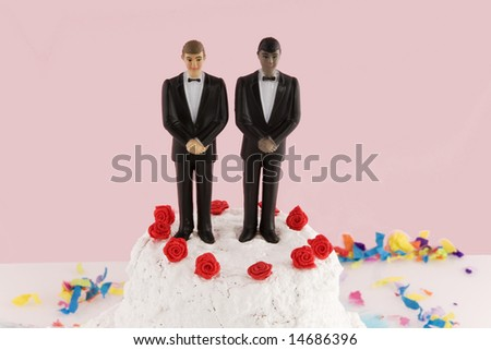 homosexual wedding