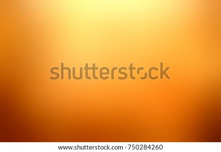 Honey empty background. Yellow orange juicy abstract texture. Oil blurred background. Amber defocused illustration.