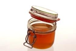 Honey in a Glass