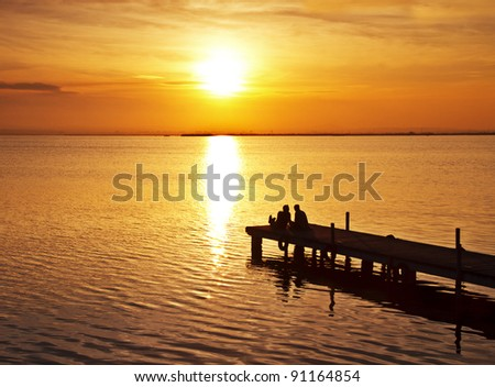 honeymoon on the Lake