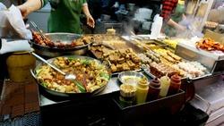 Hong Kong style - street food