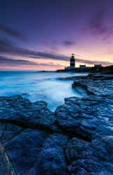 Hook Head Lighthouse/ Hook Head/ Costal lighthouse at Hook Head in County Wexford - Ireland