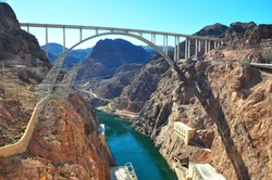 Hoover Dam West Coast of America