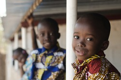 Hope for African Children - Beautiful boys and girls outdoors