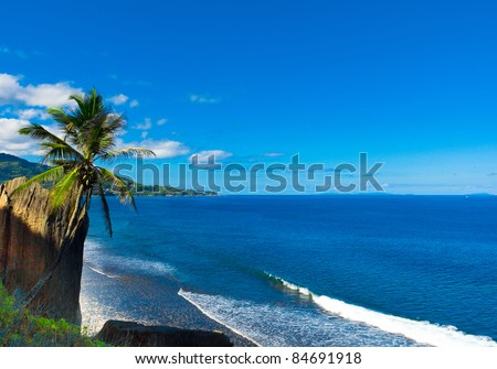 Horizon Shore Landscape