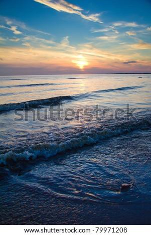 Horizon Wallpaper Evening #79971208