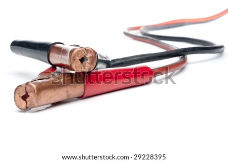 how to jump start car au cables